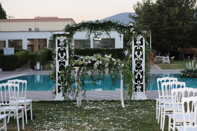 İzmir Havuz Başı Düğün Mekanları
