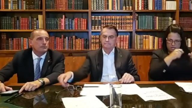 """Bolsonaro diz que """"bicho vai pegar"""" no Ceará com presença das Forças Armadas"""