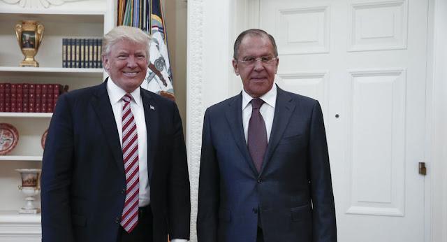 موسكو: العلاقة مع واشنطن تمر بأزمة كبيرة ولقاء لافروف ترامب لن يغير النهج