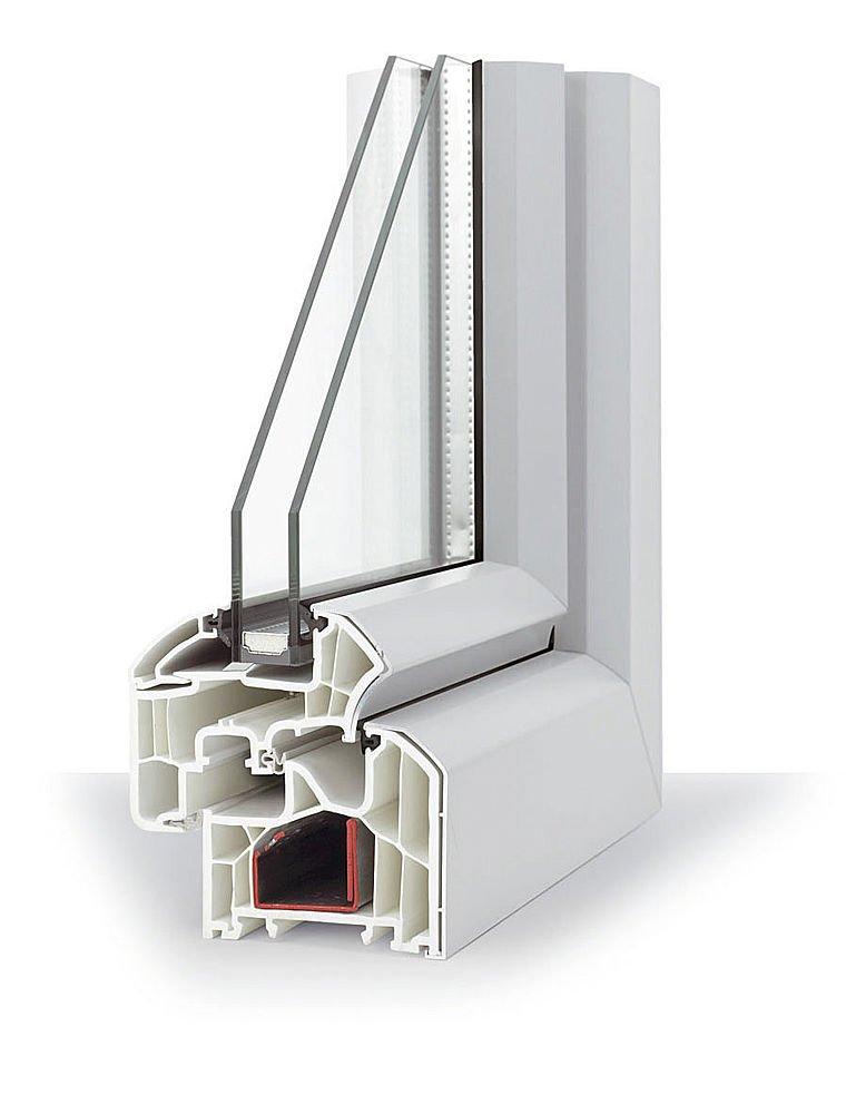Made of wood carpinteria exterior madera pvc o aluminio for Marcos de pvc para ventanas