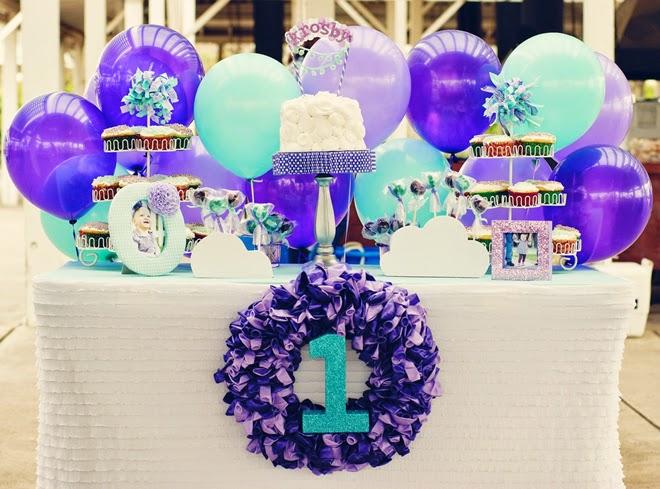 Balloon birthday party theme ideas