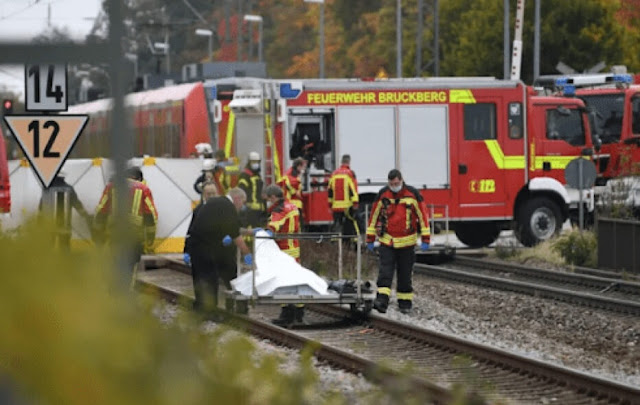 Two Albanian brothers hit to death by the train in Germany on their way to school, the third saved
