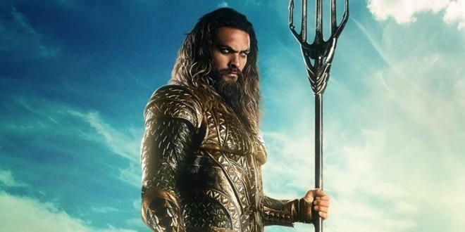 Aquaman: filmagens começam nesta semana!