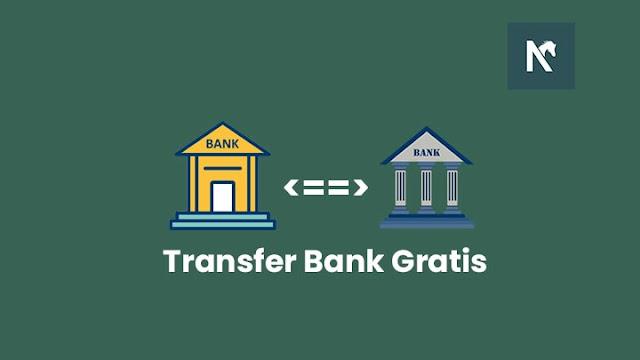Cara Transfer Beda Bank Gratis