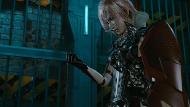 Imagem do Final Fantasy XIII