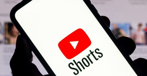 Shorts takes audio samples from any YouTube video