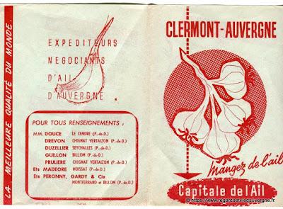 Clermont Auvergne capitale de l'Ail