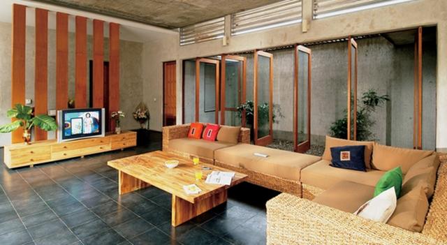 Macam Macam Model  Sofa Ruang Keluarga  Minimalis  Rumah