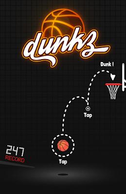 Dunkz v1.0.2 Mod Apk Unlocked