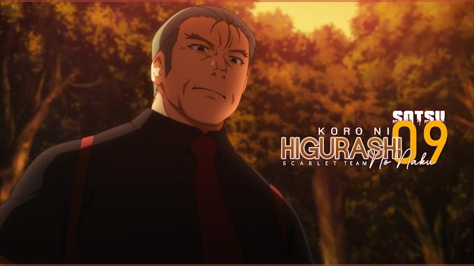 Higurashi no Naku Koro ni Sotsu - 09
