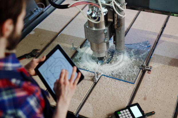 Pemrograman Mesin CNC Dengan G-Codes