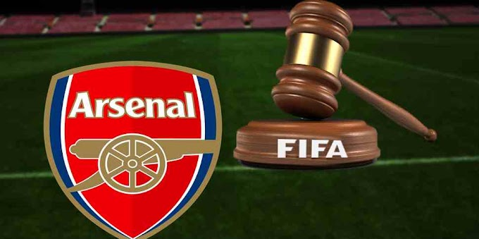 FIFA penalize Arsenal over player transfer sell-on clause