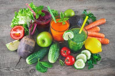 Resep Jus Untuk Menurunkan Kolesterol Dengan Cepat