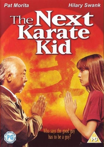 The Next Karate Kid 1994 Dual Audio Hindi Full Movie Download