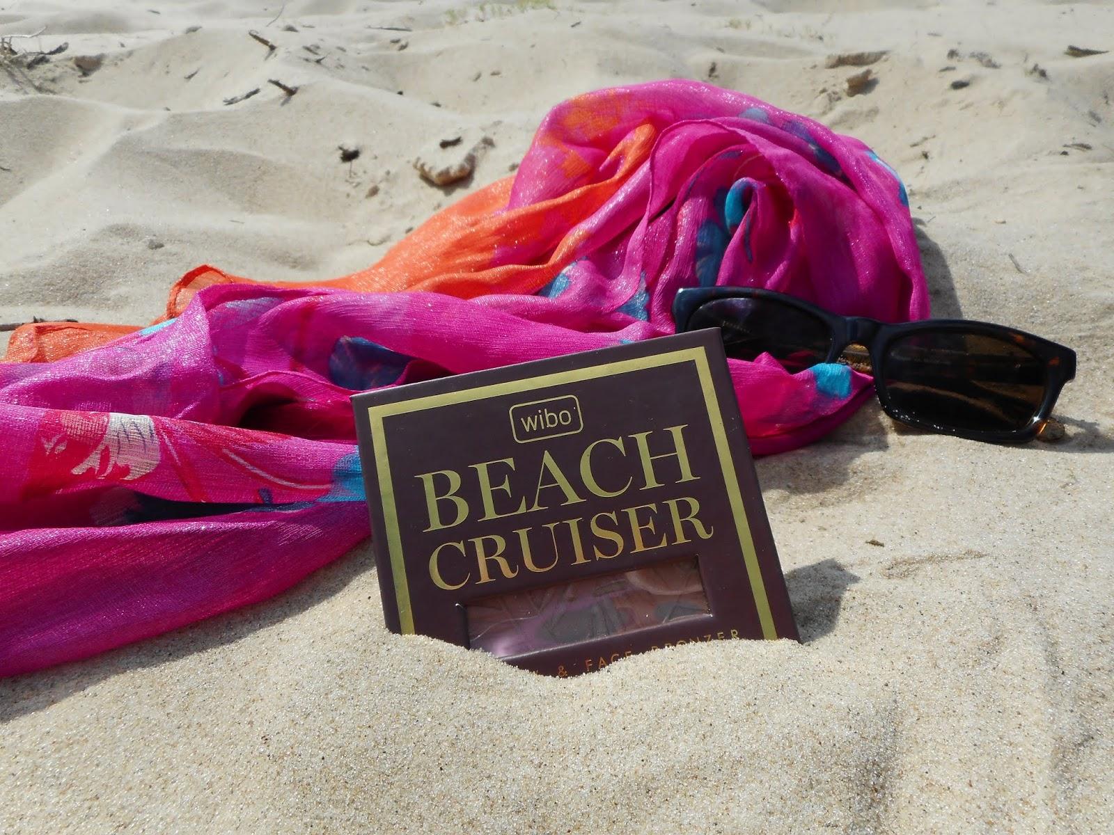 Wibo HD BODY FACE BRONZER Beach Cruiser kolor 02 cafe creme