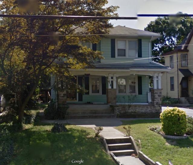 418 Woodlawn Ave Collingswood NJ • Testimonial Sears Americus built by Charles F. Kurtz