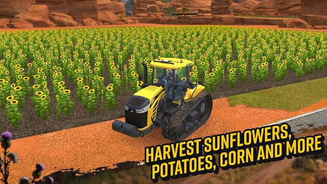 Farming Simulator 18 apk data download