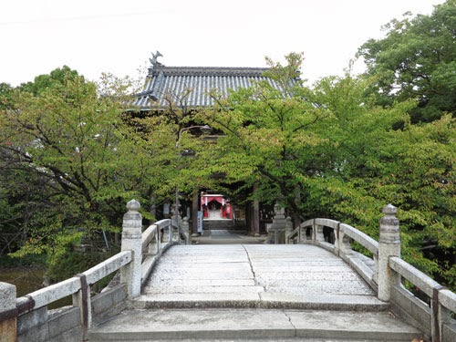 Kasadera Kannon Temple, Nagoya, Aichi