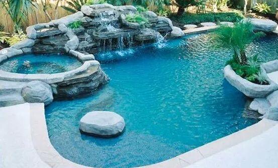 Modelos de piscinas for Modelos de piscinas cuadradas
