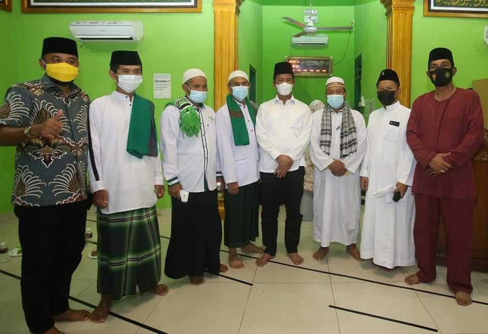 Safari Ramadhan di Batuampar, Rudi Respon Seluruh persoalan Warga