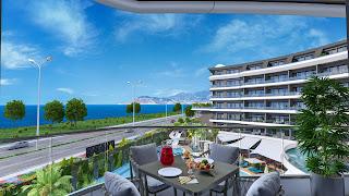 Købe Lejlighed i Alanya Tyrkiet