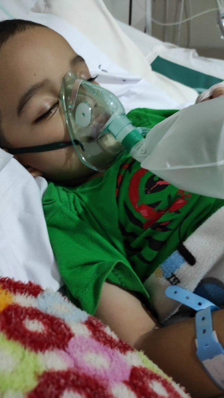 Rawat inap anak sakit pneumonia di RS Hermina Pasteur Bandung