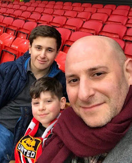 Man United saved me after my father took his own life