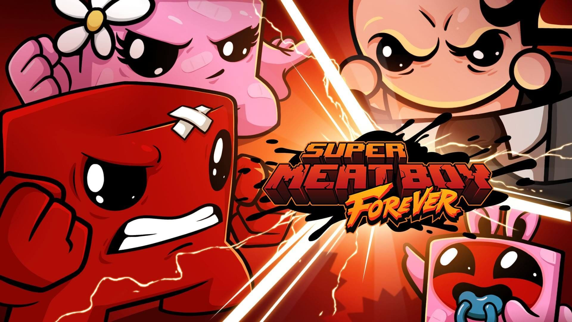 Super Meat Boy Forever Guide. How to unlock the dark world?