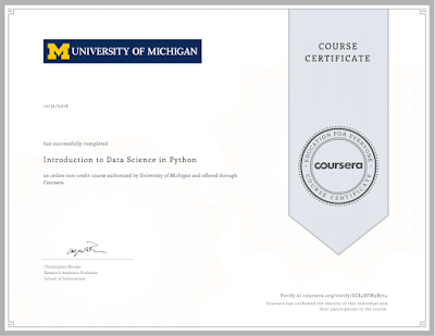 best course to learn Data Science for Beginners