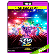 My Little Pony: La película (2017) WEB-DL 720p Audio Dual Latino-Ingles
