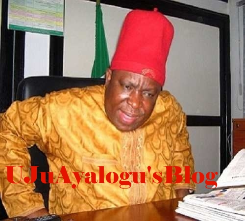 What qualifies you to judge Obiano?-Victor Umeh charges at Peter Obi