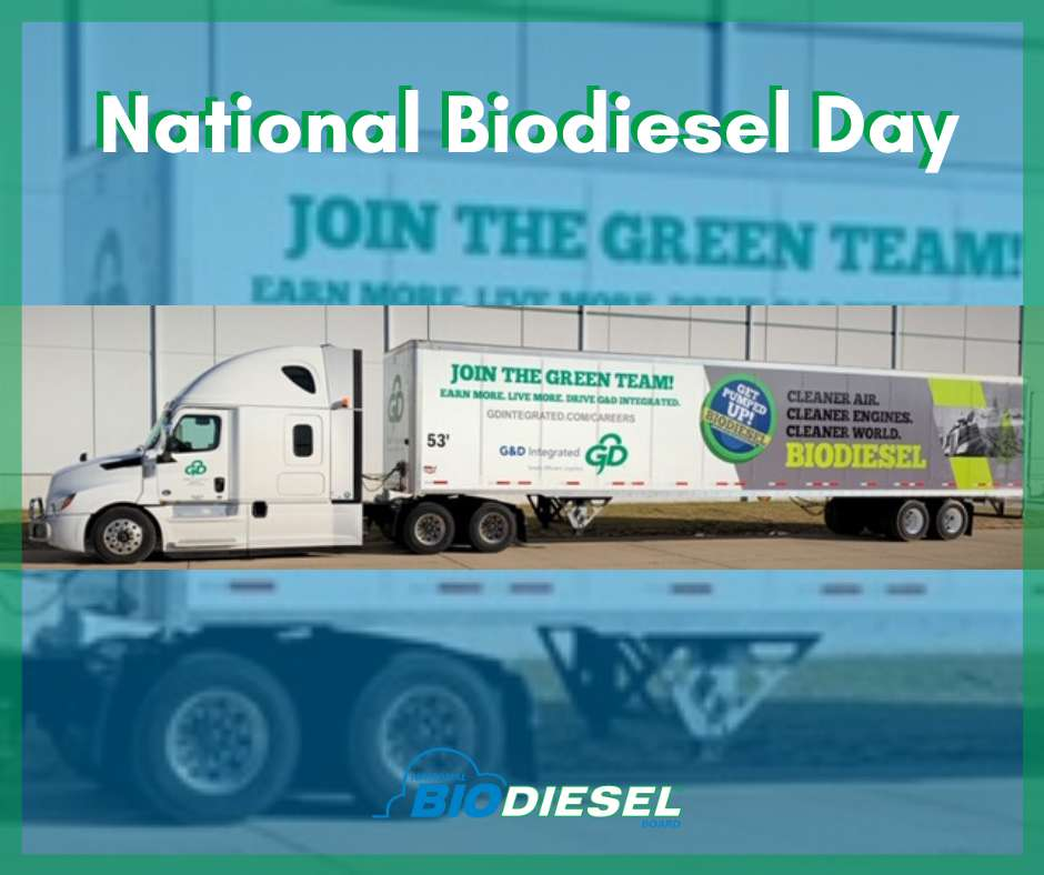 National Biodiesel Day Wishes Awesome Picture