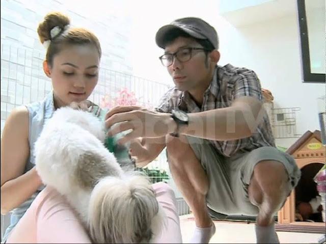 Rina Nose Mengaku Muak dengan Hadits Larangan Memegang Anjing