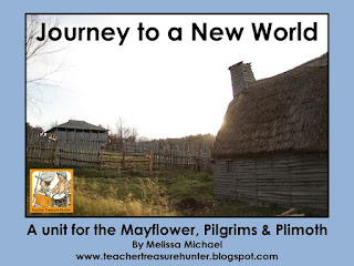 Pilgrims Journey to a New World