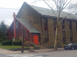 a picture of Grace UMC in Philadelphia