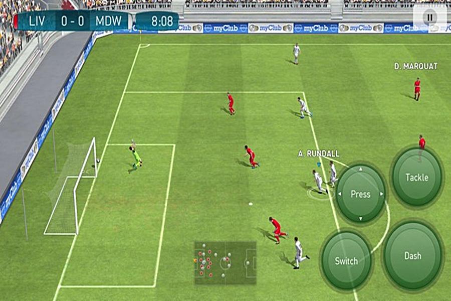 تحميل لعبة بيس eFootball PES 2020 للاندرويد