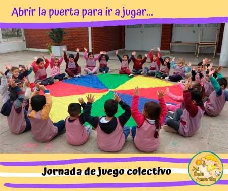 Mi Sala Amarilla: Jornada de juego con formato de taller y ...