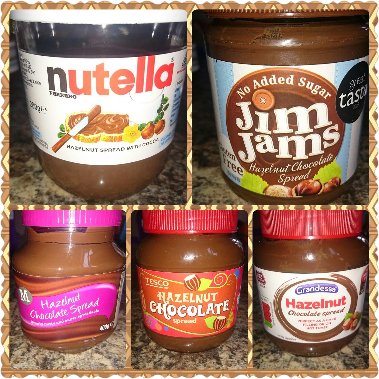 Rennas Discoveries Chocolate Hazelnut Spread Test