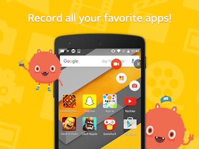 5 Aplikasi Android Keren Perekam Layar