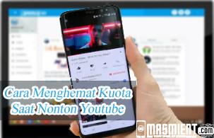 Cara Hemat kuoto youtube