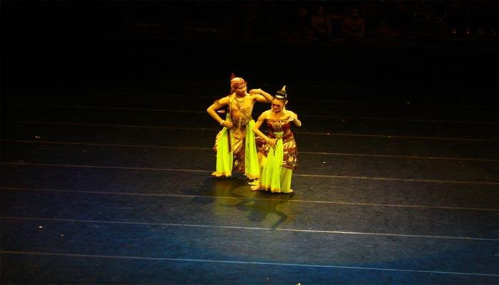 Tari Langen Asmoro, Tarian Tradisional Dari Yogyakarta