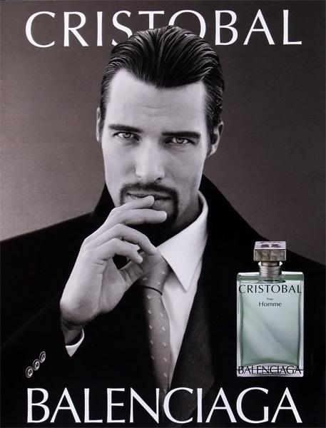 Cristobal pour homme (2000 - 2003) Cristobal Balenciaga