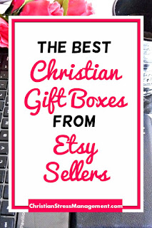 The Best Christian Gift Boxes from Etsy Sellers