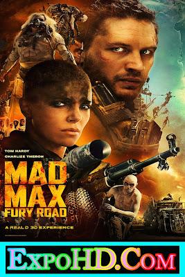 Mad Max Fury Road 2015 Dual Audio 480p [Blu-Ray 720p] Esub 520MB] Watch Online