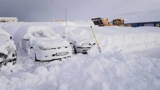 Ισλανδία: Περισσότερος πάγος στα τελευταία 8000 χρόνια, εκτός από το 1800