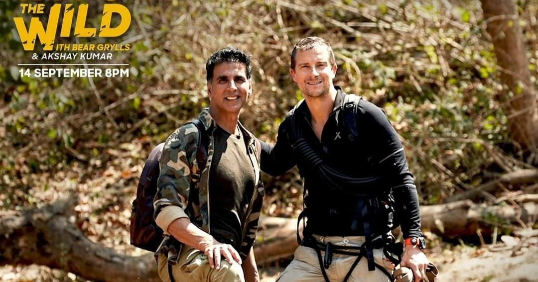 Akshay Kumar Is Going To Join Bear Grylls And Soon Will Be Seen On Discovery Plus Channel