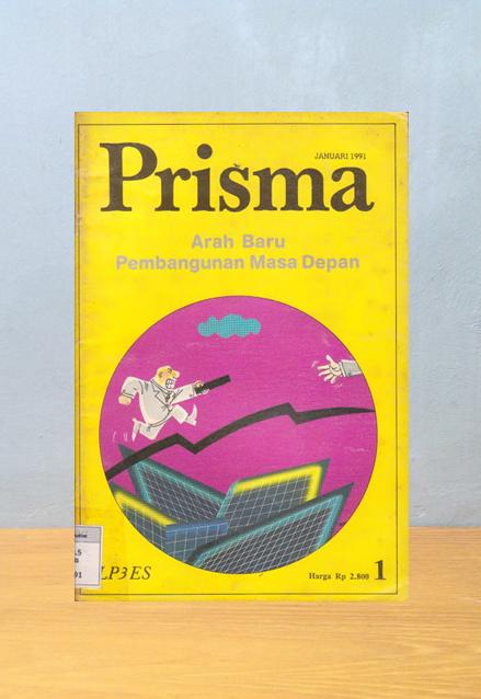 Majah Prisma: Arah Baru Pembangunan Masa Depan