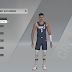NBA 2K21 Timothé Luwawu-Cabarrot Cyberface and BOdy Model By Groot