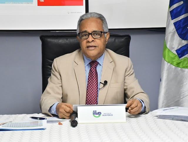 Ministro de Salud Pública pide a los diputados aprobar la extensión del estado de emergencia
