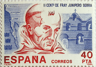 II CENTENARIO DE FRAY JUNIPERO SERRA